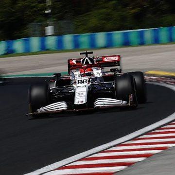 F1: GP Holandii – Verstappen z Pole Position, Kubica na P18