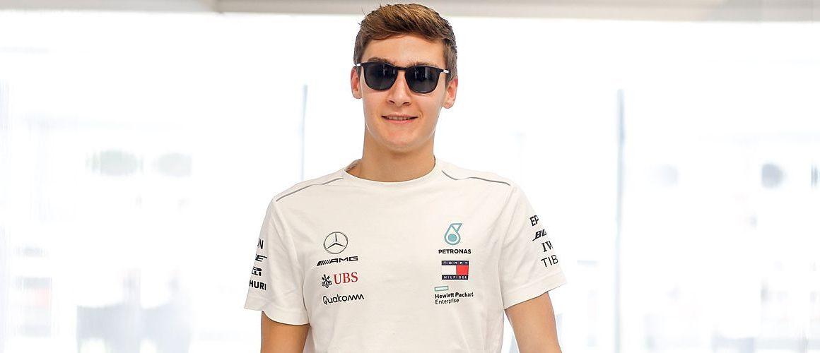 F1: Doczekał się! George Russell zasilił Mercedesa