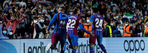 Barcelona – Valencia: Specjalna oferta w BETFAN