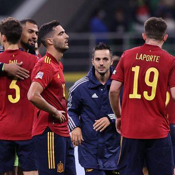 Hiszpania – Francja, Finał Ligi Narodów