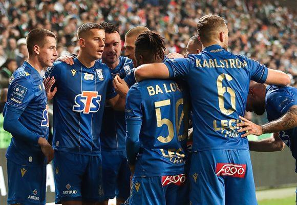 Ekstraklasa: Lech z kolejnym zwycięstwem? BOOST w BETFAN
