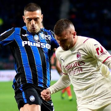 Serie A: Napoli wciąż liderem, Milan pokonał Atalantę