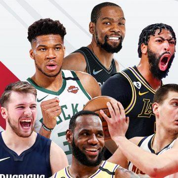 NBA sezon 2021/2022 zapowiedź rozgrywek
